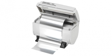 cut fold manual foil machine